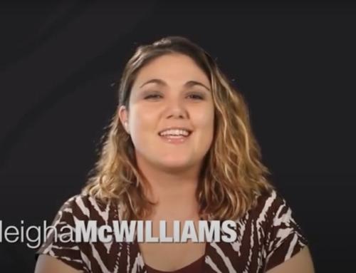 Baptism // Leigha McWilliams