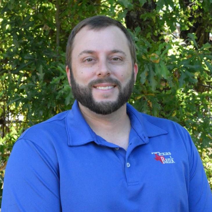 Drew Butler, V.P., Texas Bank